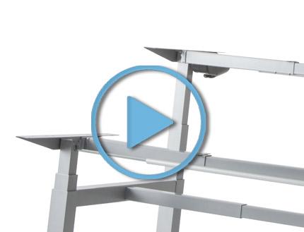 video steelforce 460 bench
